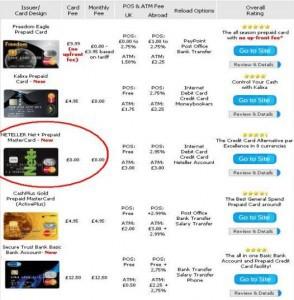 prepaid cards 294x300 Хитрости бюджетных авиалиний и дешёвые авиабилеты