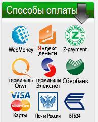 sposobi oplati Интернет платежи банковской картой