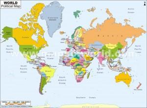 world map 300x221 Первый заработок в интернете