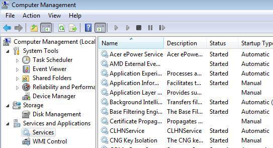 windows services Как увеличить скорость интернета на 20%?