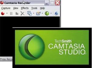 camtasia Как записать видео с вебинара