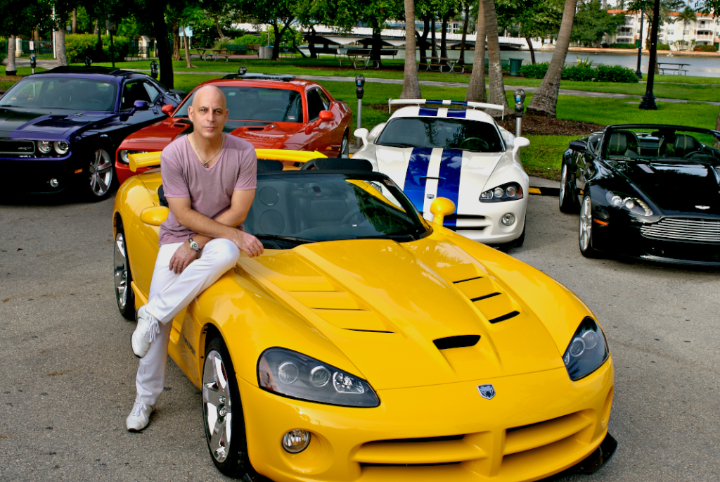 randy gage car А с кого вы берёте пример?