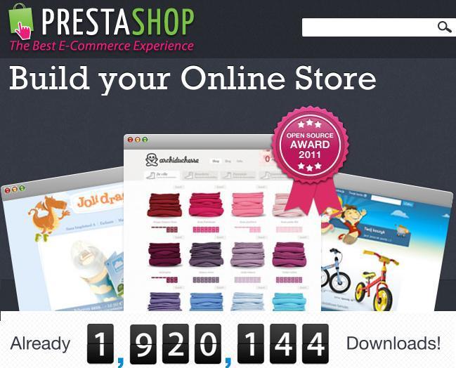 prestashop magazin Как сделать онлайн магазин на facebook