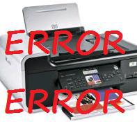 printer error Если вдруг Принтер перестал печатать