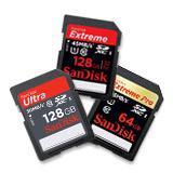 sd cards Выбираем карточки памяти для телефонов
